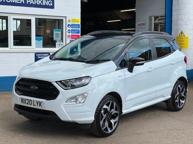 2020 Ford EcoSport 1.0T ST-Line (125ps) (20 reg)