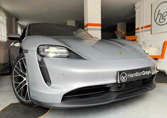2020 Porsche Taycan E 4S (571ps) Performance Battery Plus (70 reg)