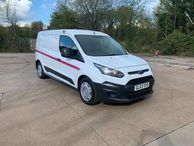 2014 Ford Transit Connect 1.6TDCi L2 240 Panel Van (63 reg)