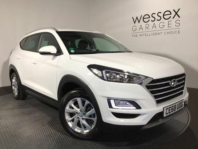 2018 Hyundai Tucson 1.6CRDi SE Nav (115ps) (68 reg)