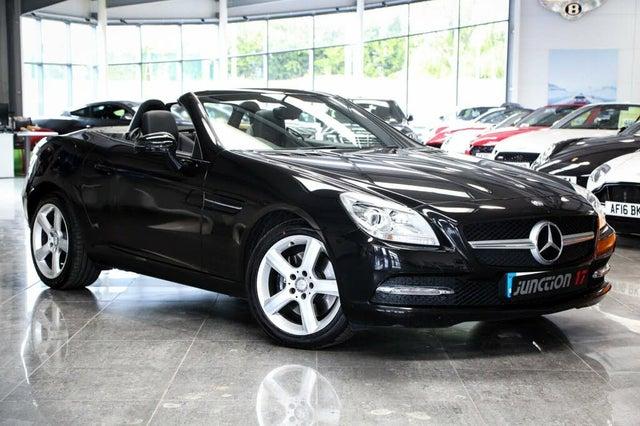 2014 Mercedes-Benz SLK 2.1CDI SLK250 (D1 reg)