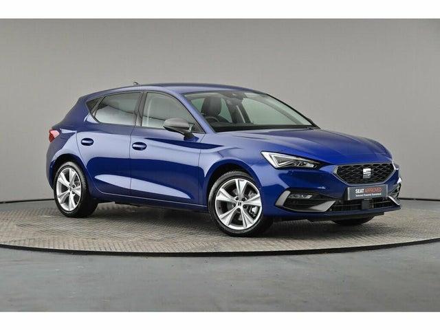 2021 Seat Leon 1.4 e-HYBRID FR Hatchback (21 reg)