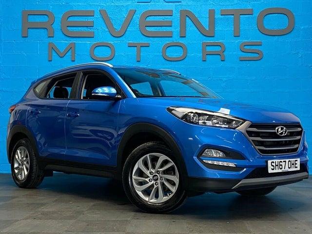 2018 Hyundai Tucson 1.6 GDi Blue Drive SE (67 reg)