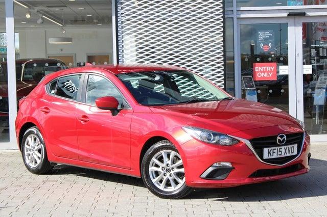 2015 Mazda Mazda3 2.0 SE Nav Hatchback 5d (15 reg)