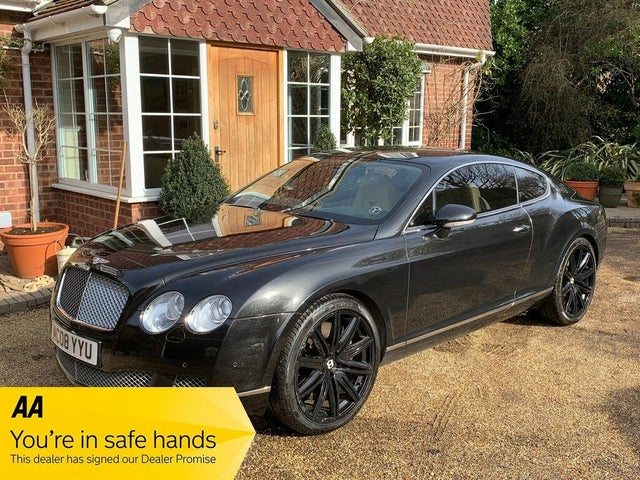 2008 Bentley Continental 6.0 W12 GT Speed (08 reg)