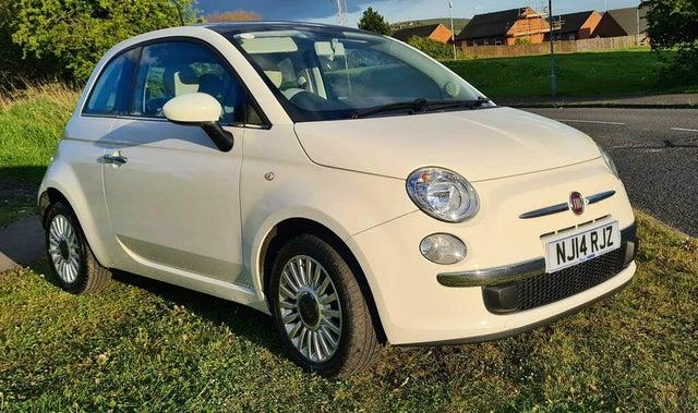 2014 Fiat 500 1.2 LOUNGE (14 reg)