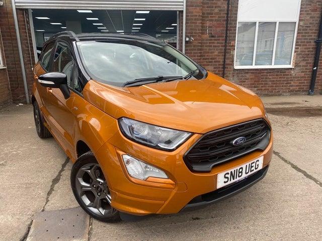 2018 Ford EcoSport 1.0T ST-Line (140ps) (18 reg)