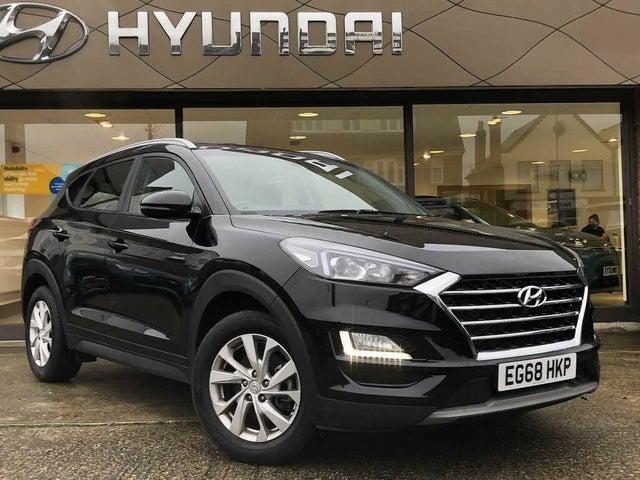 2019 Hyundai Tucson 1.6 T-GDi SE Nav DCT (AJ reg)