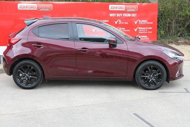 2018 Mazda Mazda2 1.5 Black+ Edition (68 reg)