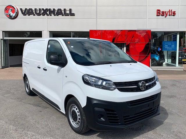 2021 Vauxhall Vivaro 1.5TD 2700 L1H1 Edition (100PS)(Eu6dT) (21 reg)