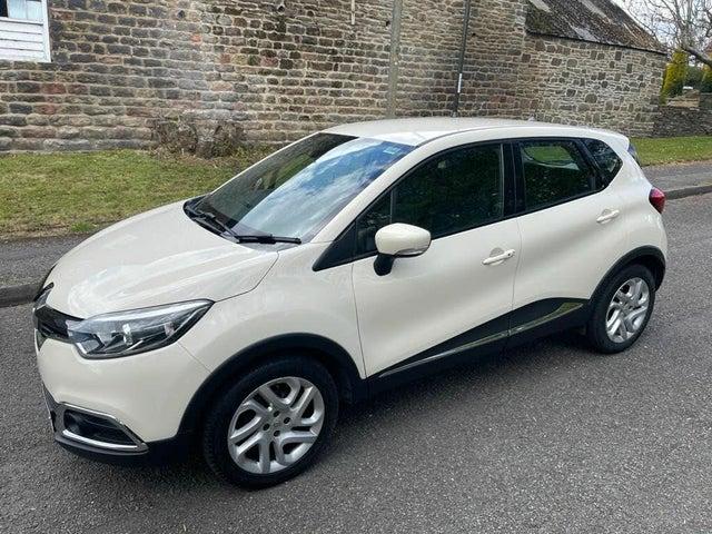 2014 Renault Captur 0.9 Dynamique (MediaNav) ENERGY(s/s) (64 reg)