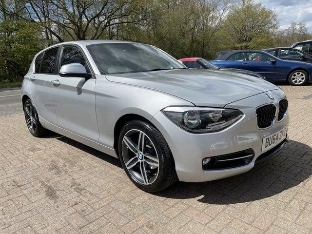 2014 BMW 1 Series 2.0TD 116d Sport (116bhp) (s/s) Sports Hatch 5d Auto (64 reg)