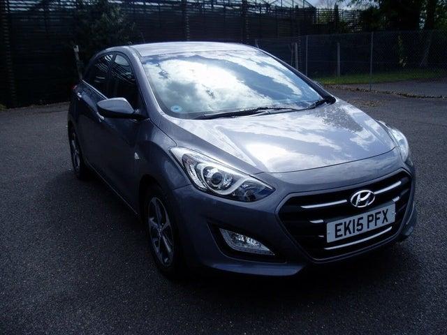 2015 Hyundai i30 1.4 SE (15 reg)