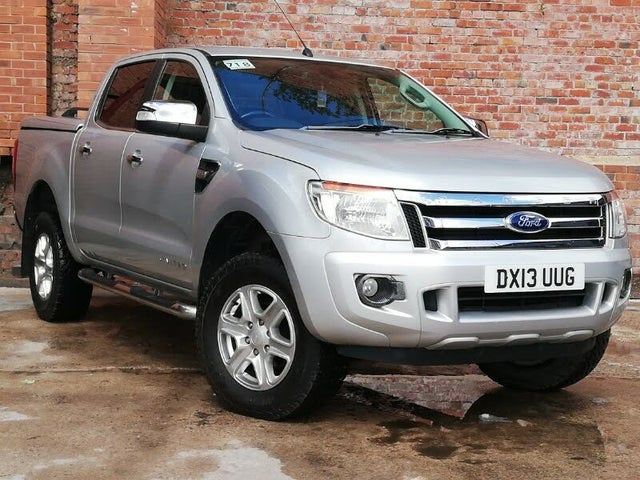 2013 Ford Ranger 3.2TD Double Cab Limited (13 reg)