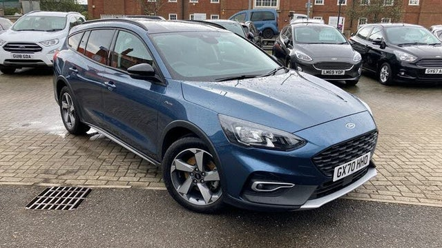 2020 Ford Focus 1.0T Active Edition (125ps) Hybrid (mHEV) Estate (70 reg)