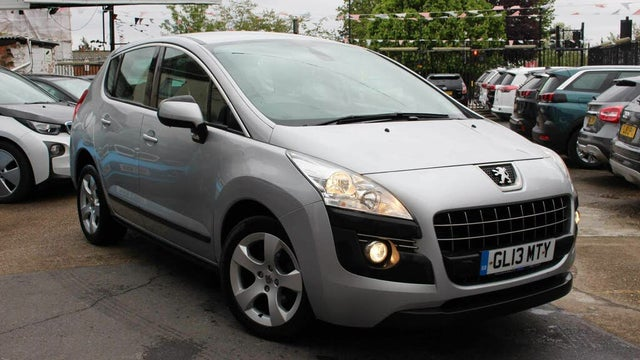 2013 Peugeot 3008 Crossover 1.6e-HDi Active (13 reg)