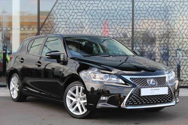 2020 Lexus CT 200h 1.8 CT (70 reg)