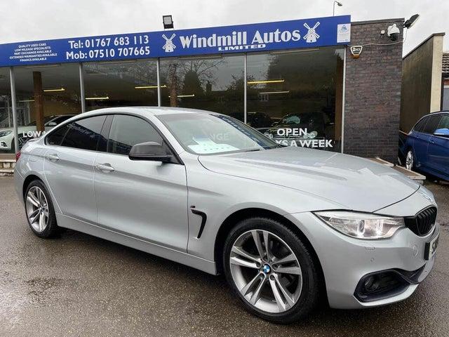 2015 BMW 4 Series 2.0TD 420d xDrive Sport (184bhp) (s/s) Gran 5d Auto (15 reg)