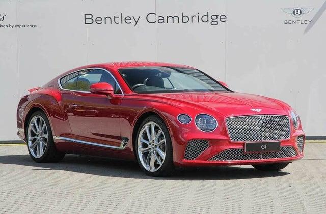 2019 Bentley Continental 6.0 GT (635ps) Coupe 5998cc (19 reg)