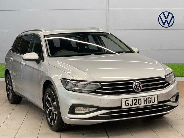 2020 Volkswagen Passat 1.5 TSI SEL Estate 5d DSG (20 reg)