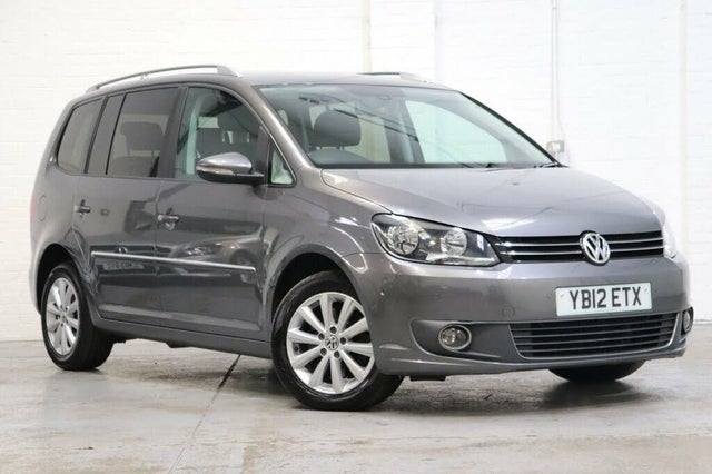 2012 Volkswagen Touran 2.0TD BlueMotion Sport (12 reg)