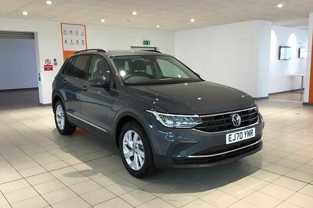 Used 2021 Volkswagen Tiguan R for sale in Kingston Upon ...