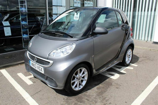2013 Smart fortwo 1.0 Passion (71bhp) Coupe (13 reg)