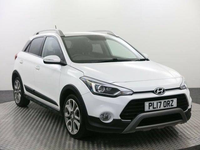2017 Hyundai i20 1.0 T-GDi Active (17 reg)