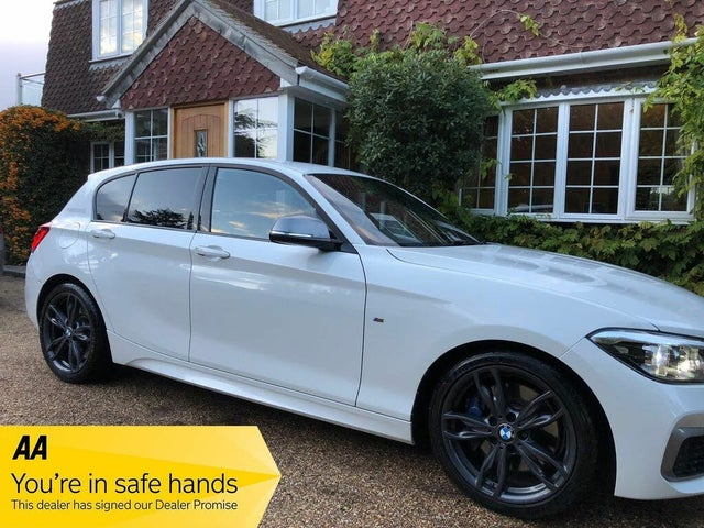 2019 BMW 1 Series 3.0 M140i Shadow Edition (s/s) 5d (69 reg)