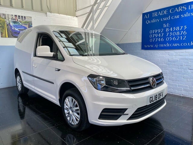 2018 Volkswagen Caddy 2.0TDI C20 Trendline BMT (102PS)(Eu6) (18 reg)