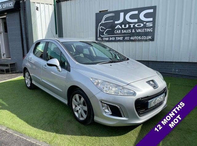 2012 Peugeot 308 1.6TD Active 1.6HDi (92bhp) (34 reg)