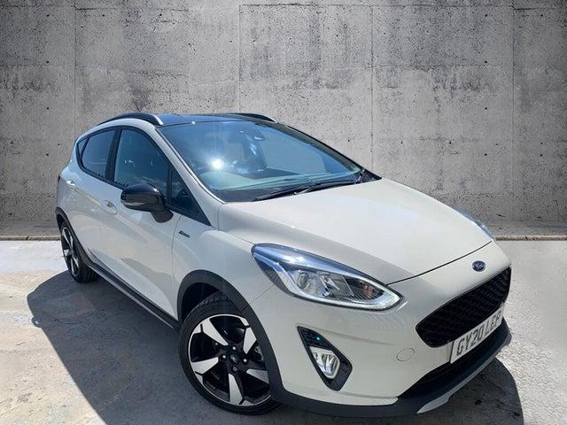2019 Ford Fiesta 1.0T Active B&O Play (100ps) (20 reg)