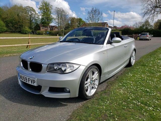 2009 BMW 1 Series 2.0TD 118d M Sport Convertible 2d (59 reg)