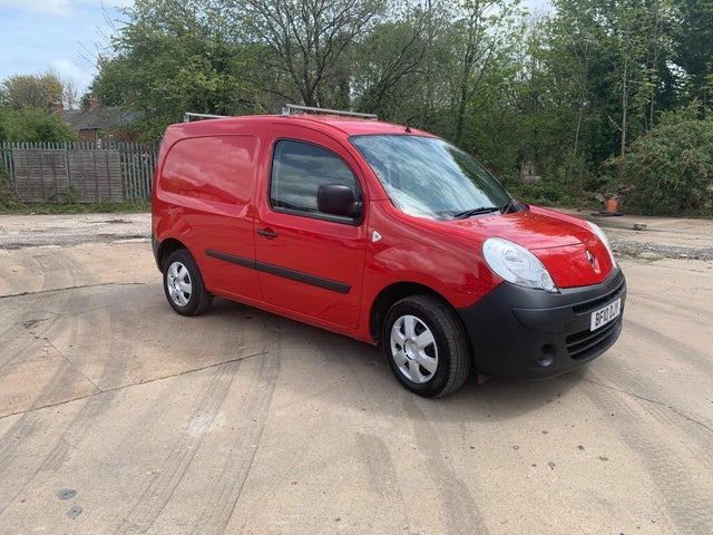 2010 Renault Kangoo 1.5TD ML19 dCi 85+ Panel (10 reg)