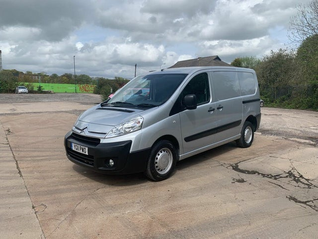 2011 Citroen Dispatch 1.6TD Tradesman (11 reg)