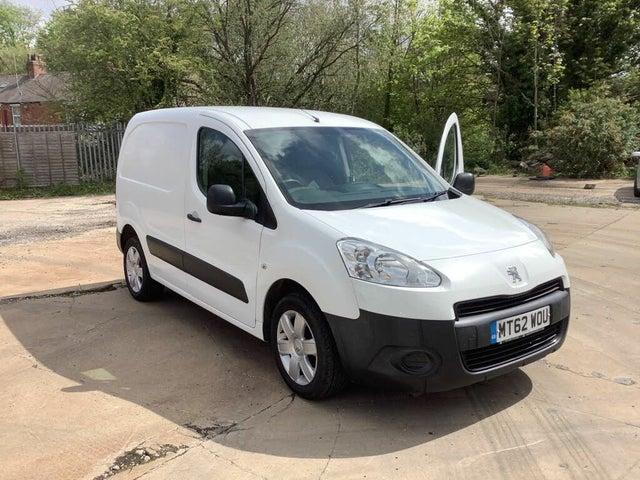 2013 Peugeot Partner 1.6TD S L1 (92) 850 Panel Van (62 reg)