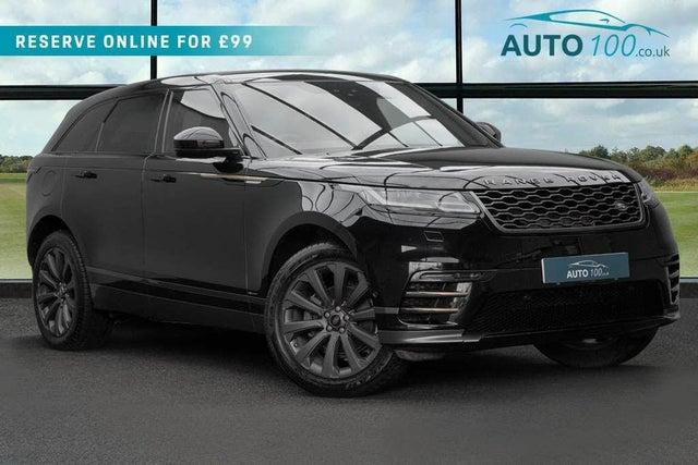 2018 Land Rover Range Rover Velar 2.0 D180 R-Dynamic SE (180ps) (68 reg)