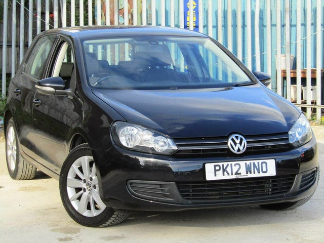 2012 Volkswagen Golf 1.6TD Match 5d (12 reg)