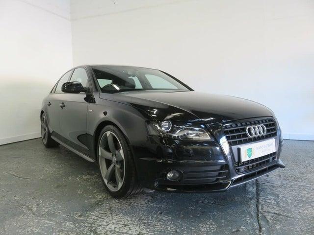 2011 Audi A4 2.0TD Black Edition (136ps) (11 reg)
