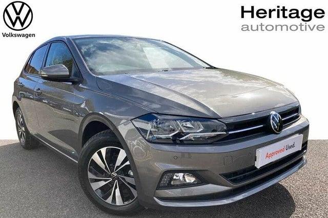 2020 Volkswagen Polo 1.0 TSI Match DSG (21 reg)