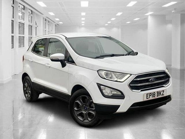2018 Ford EcoSport (18 reg)