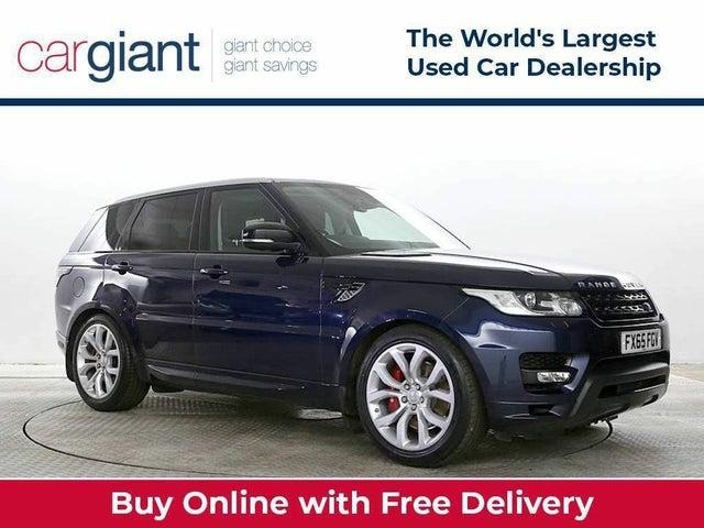 2015 Land Rover Range Rover Sport 3.0 SD V6 Autobiography Dynamic (306bhp) (4WD) (65 reg)