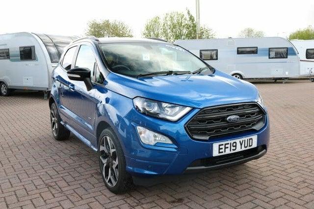 2019 Ford EcoSport 1.5 ST-Line (125ps) AWD (19 reg)