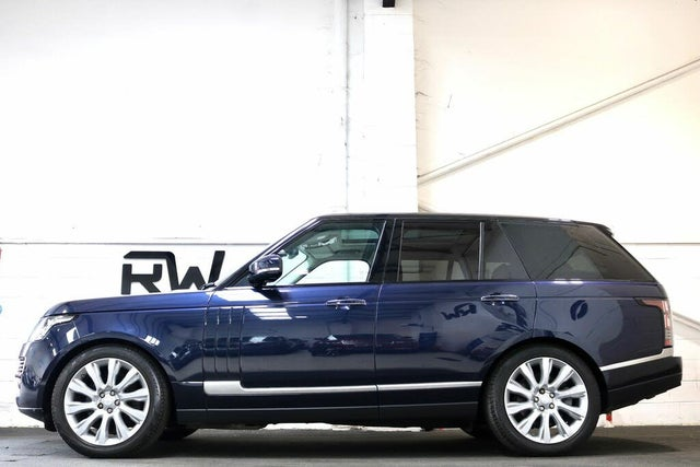 2016 Land Rover Range Rover 3.0TDV6 Autobiography (LG reg)