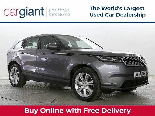 2017 Land Rover Range Rover Velar 2.0 D240 SE (67 reg)