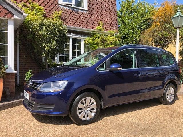 2017 Volkswagen Sharan 2.0TDI SE NAV (150ps) (s/s) DSG (67 reg)