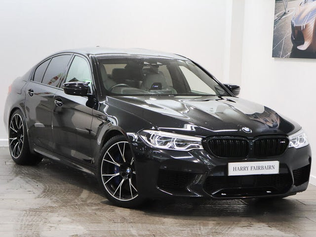 2020 BMW 5 Series 4.4 M5 Competition (625ps) (20 reg)