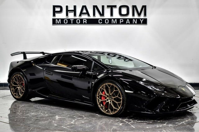 2018 Lamborghini Huracan 5.2 Performante Coupe (WE reg)