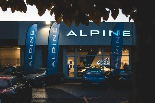 2021 Alpine A110 1.8 T Pure (21 reg)