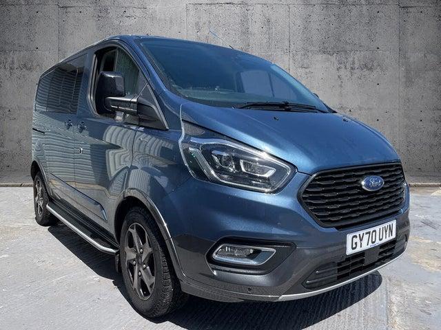 2021 Ford Transit Custom (70 reg)